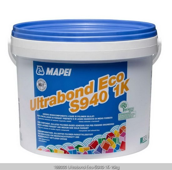 mapei ultrabond eco s940 ms polymer kleber 15 kg. Black Bedroom Furniture Sets. Home Design Ideas