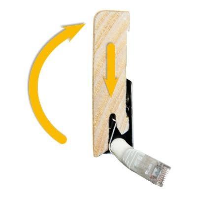 Befestigungsclips Clipstar 50 Stück Packung für Mauerwerk