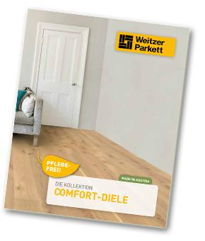 Comfort Diele Weitzer Parkett