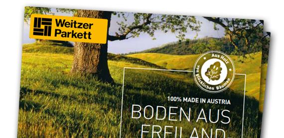 Weitzer Parkett Kurzdielen Aktion 2019